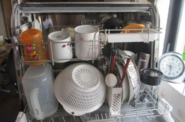 食洗機にセット
