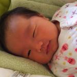 りおな生後1か月